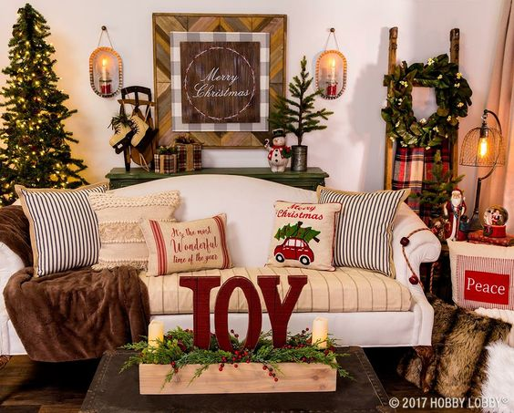 decorar-casa-esta-navidad-2019 - 2020 (10) | Como ... - photo#8