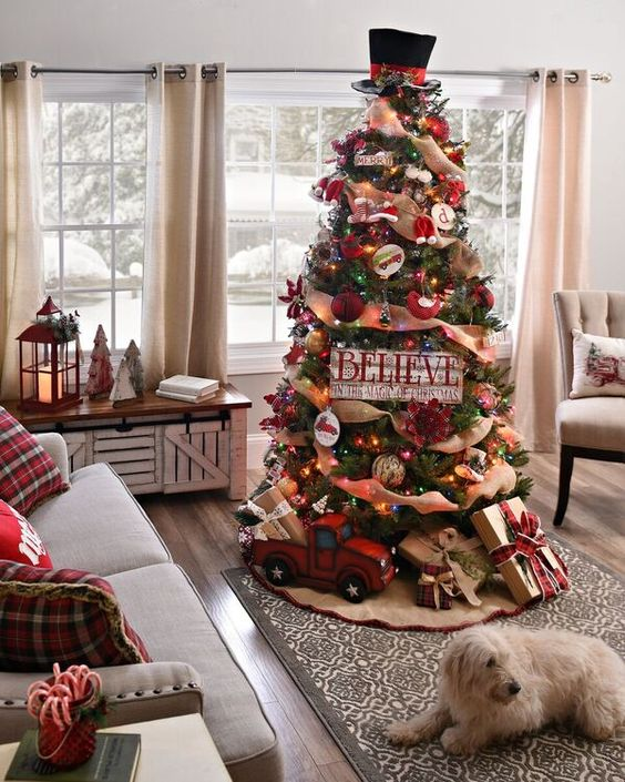 7022 Best Images About Outdoors On Pinterest: Decorar-casa-esta-navidad-2019 - 2020 (19)