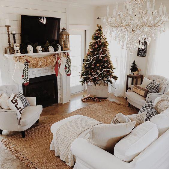 Como Decorar Mi Casa En Esta Navidad 2019.Como Decorar Tu Casa Esta Navidad 2019 2020 Ideas Para