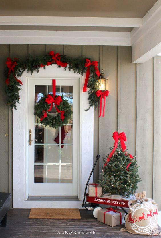 decorar-casa-esta-navidad-2017-2018 (23) | Decoracion de interiores ...