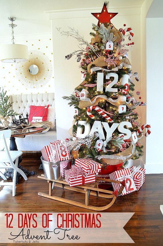 Como decorar la casa en navidad 2017 2018 curso de - Como adornar la casa para navidad ...