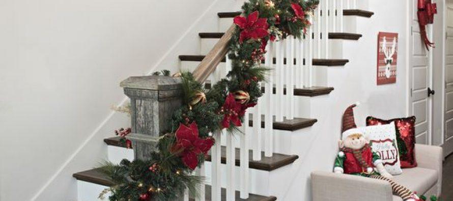 Como decorar tu casa esta navidad 2017 2018 - Adornar la casa en navidad ...