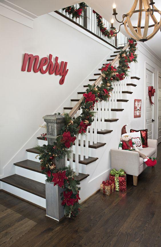 Como decorar tu casa esta navidad 2017 2018 - Quiero decorar mi casa ...