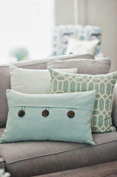 Dise os de cojines decorativos para tu sala de estar - Cojines bonitos ...