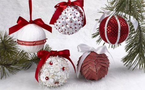 Diseños de esferas navideñas 2019 – 2020