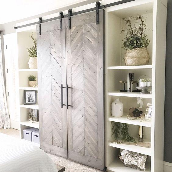 Disenos puertas estilo granero interiores una propuesta for Puertas tipo granero