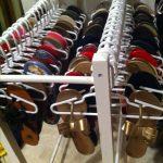 Ideas de almacenamiento colgante barato