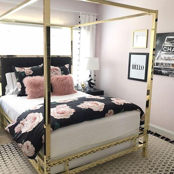 ideas-decorar-cuarto-estilo (12) | Como Organizar la Casa | Fachadas ...