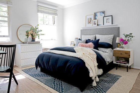 ideas-decorar-cuarto-estilo (24) | Decoracion de interiores Fachadas ...