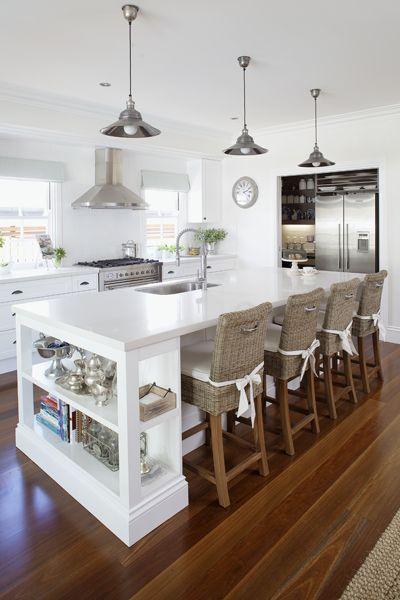 Ideas diseno desayunadores la cocina 10 for Ideas diseno cocina