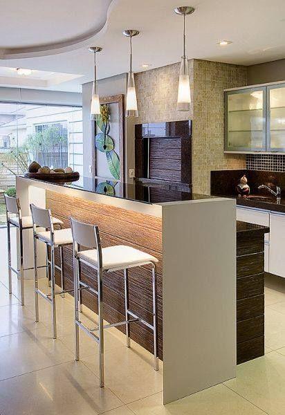 Ideas diseno desayunadores la cocina 11 decoracion de for Ideas diseno cocina
