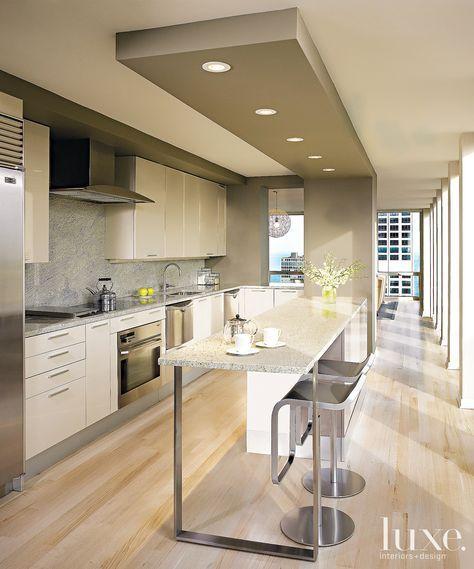 Ideas diseno desayunadores la cocina 16 decoracion de for Ideas diseno cocina