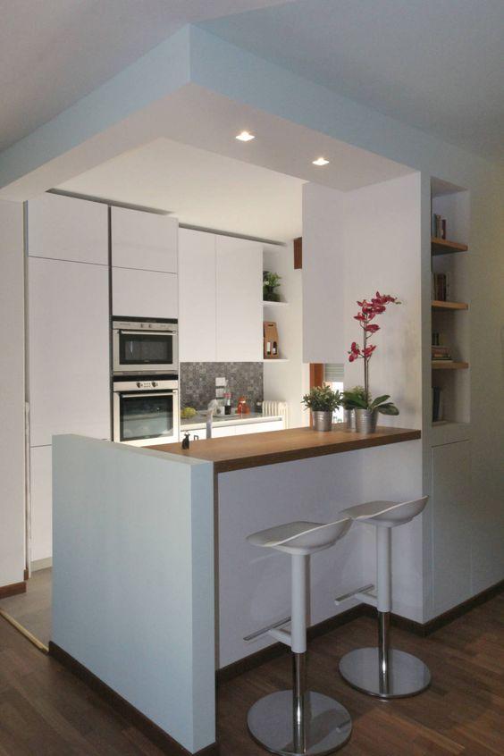 Ideas diseno desayunadores la cocina 26 decoracion de for Ideas para interiores de casas