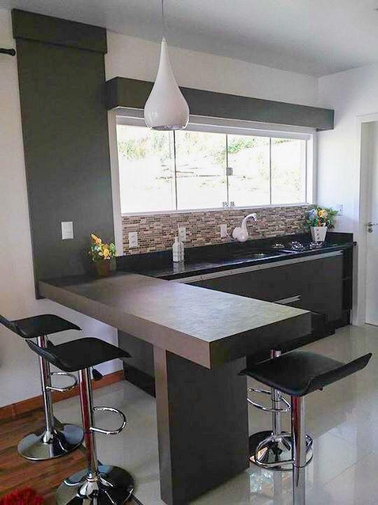 Ideas diseno desayunadores la cocina 7 como organizar - Cocinas con diseno ...