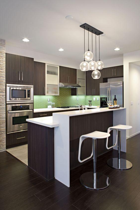 Ideas diseno desayunadores la cocina 9 decoracion de for Ideas diseno cocina