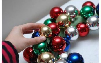 Ideas DIY para decorar la puerta esta navidad