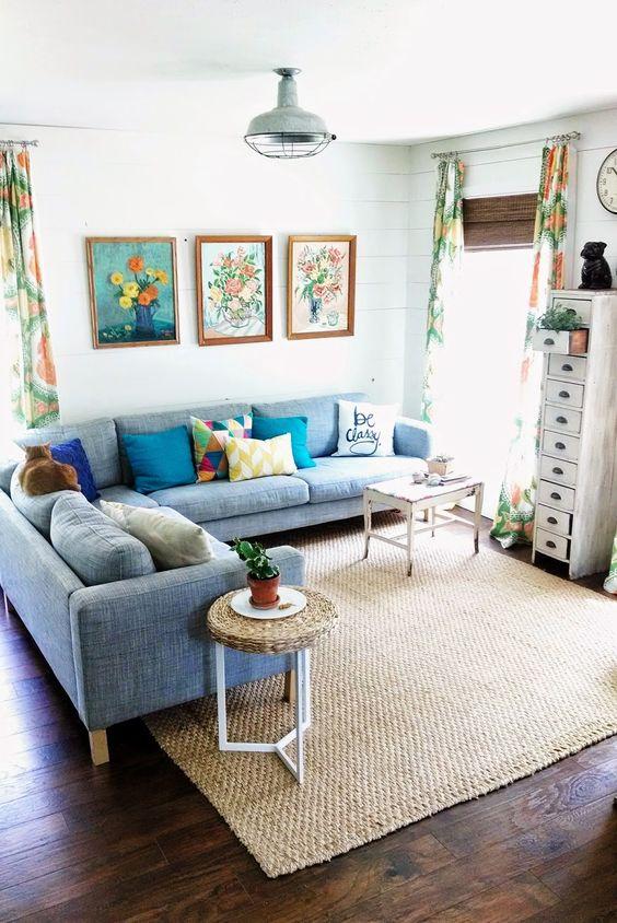 Ideas modernas decorar casa 14 decoracion de - Ideas para organizar la casa ...
