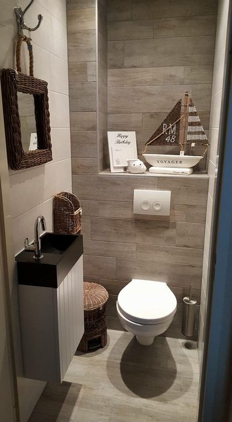 Ideas para decorar ba os peque os con estilo y elegancia - Kit cortesia bagno ...