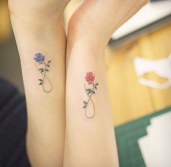 Los tatuajes de infinito