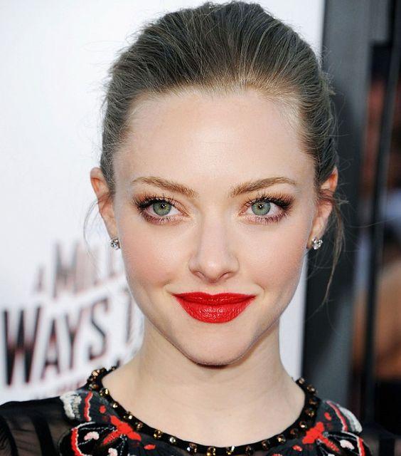 Maquillaje con labios rojos ¡Nunca te fallará!