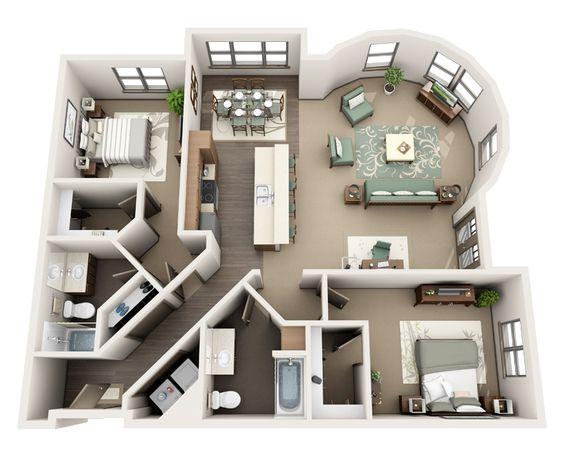 Mejora la distribucion hogar estas ideas practicas 16 for Ideas distribucion casa