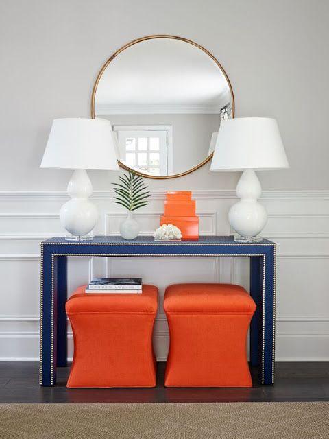 Modernas alternativas decorar casa color naranja 13 for Decoracion alternativa interiores
