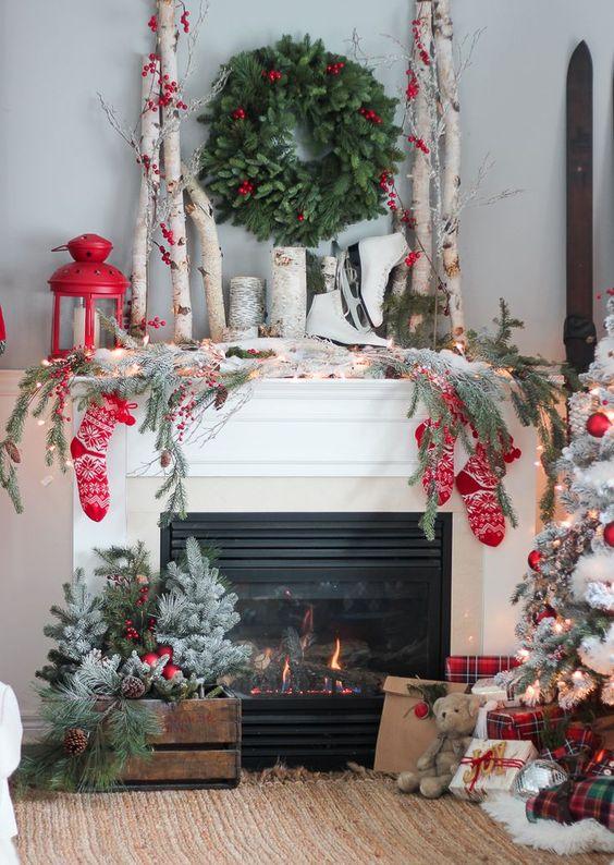 Navidad 2017 tendencias 27 decoracion de interiores for Decoracion navidad 2017 tendencias