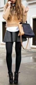 Outfits de Moda para Otoño-Invierno 2017-2018