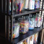 Recipientes de cristal para organizar en casa ¡Te van a encantar!