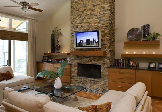 27 Ideas to Decorate a Small Living Room and Make It Look Modern
