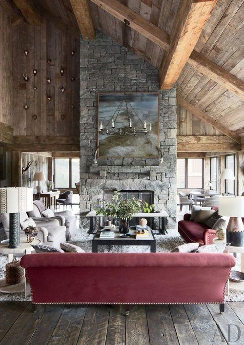 Decora tu hogar con color marsala decoracion de - Home disena y decora tu hogar ...