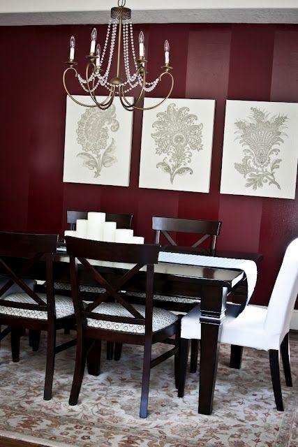 Decora tu hogar con color marsala decoracion de for Decora tu hogar