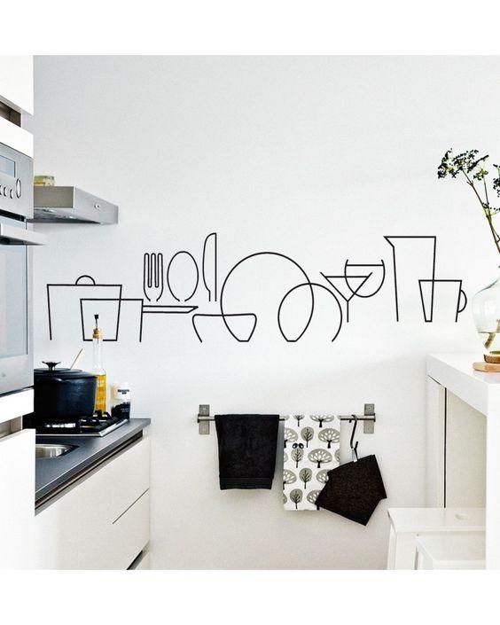 Decora tus paredes con lindos acr licos decoracion de interiores fachadas para casas como - Decora tus paredes ...