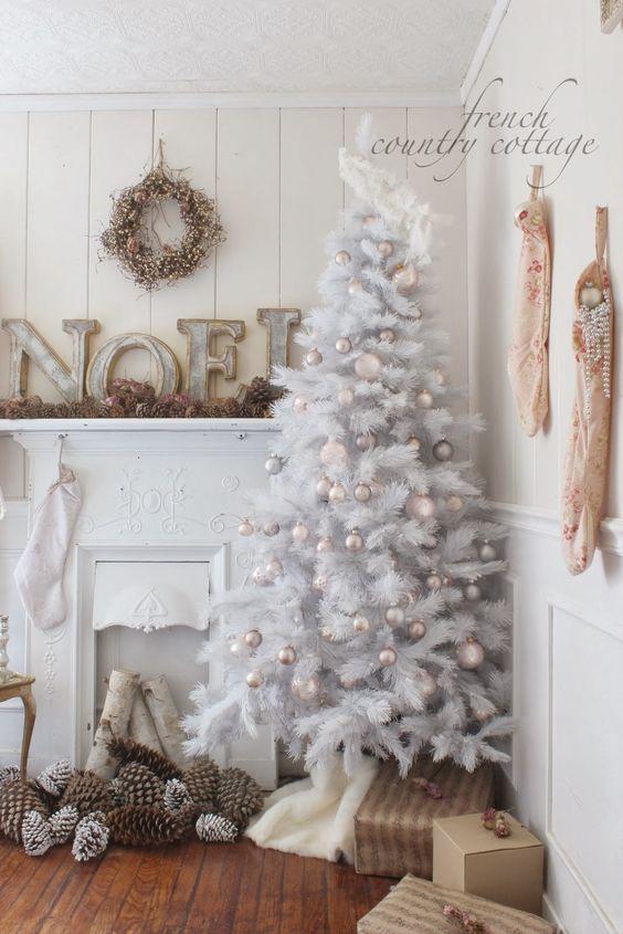 Decoraci n de rboles navide os que a aden un toque - Decoracion arboles navidenos ...