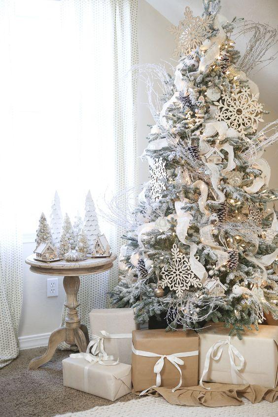 Decoraci n de rboles navide os que a aden un toque - Decoracion de arboles navidenos para ninos ...