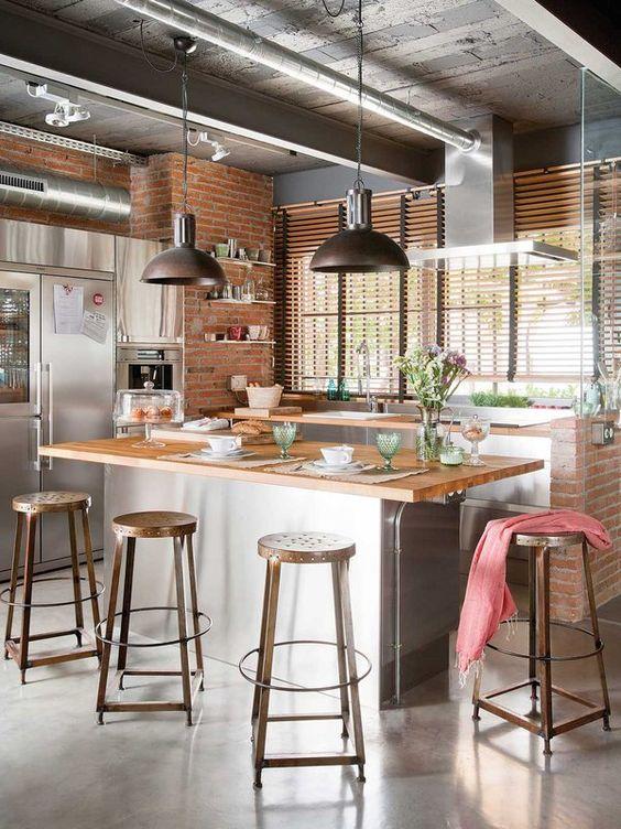Elegantes y Originales Diseños para el Desayunador de tu Hogar