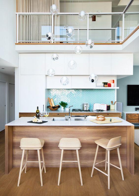 Elegantes y originales dise os para el desayunador de tu for Disenos para el hogar