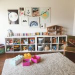 Estanterias para habitaciones infantiles