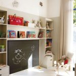 Estanterias para habitaciones infantiles modernas