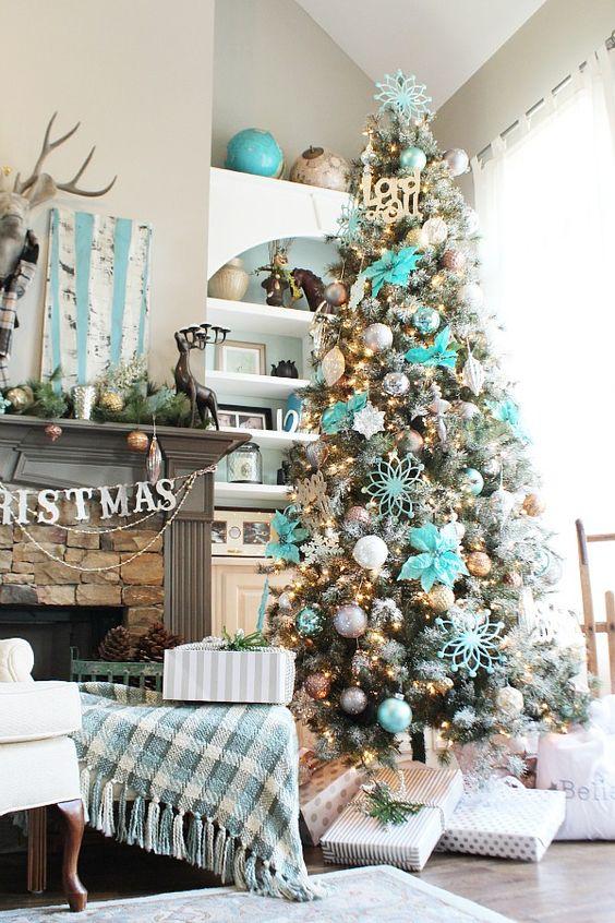 Ideas modernas para navidad asombrosa