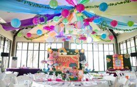 Ideas para decorar una fiesta de cupleaños de Trolls