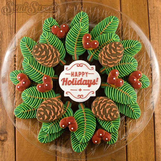 Ideas preciosas para navidad decoracion de interiores - Ideas para organizar la casa ...