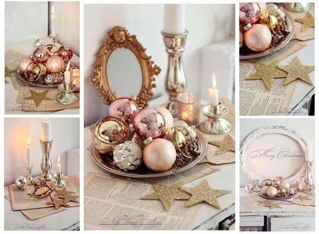 Ponte a la moda y decora tu hogar con detalles navide os for Home disena y decora tu hogar