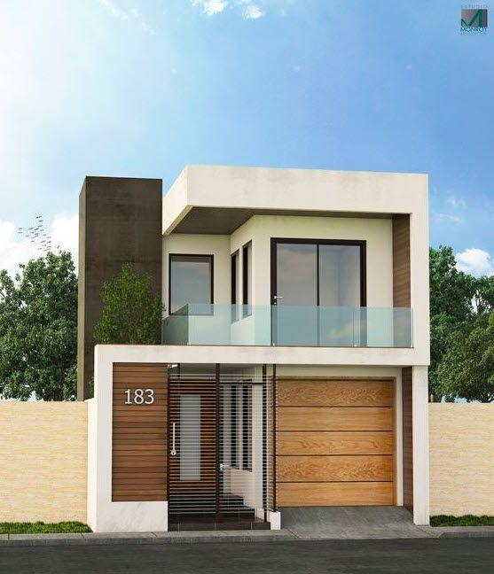 Tendencias generales en fachadas modernas 2018 (2)