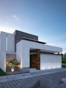 Tendencias generales en fachadas modernas 2018 (3)