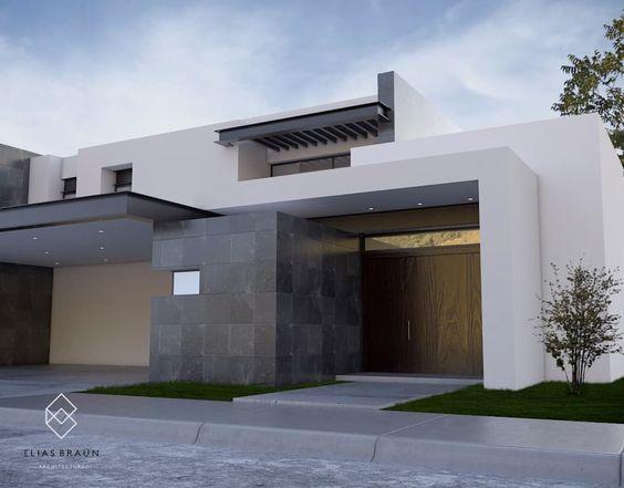 acabados para la fachada de una casa (2)