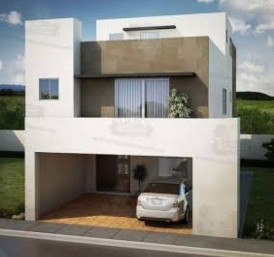 Balcones Para Casas 3: pisos modernos para casas minimalistas