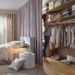 Closets abiertos ¡Increíbles propuestas para tu habitación!