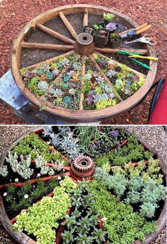 Como decorar un jardin 14 decoracion de interiores for Como organizar un jardin en casa