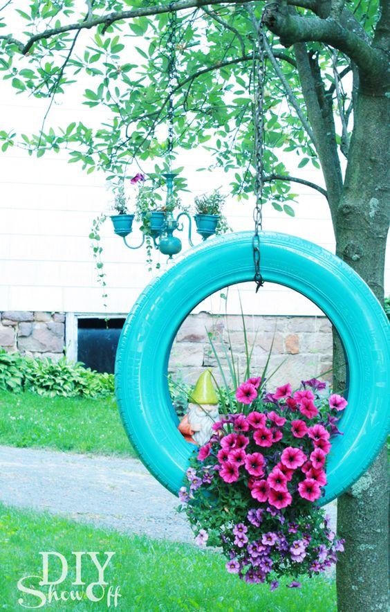 Como decorar un jardin 19 decoracion de interiores for Como organizar un jardin en casa